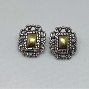 Retired Brighton post earrings